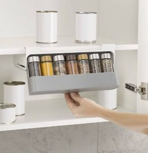 JJ CS UNDER-SHELF SPICE RACK