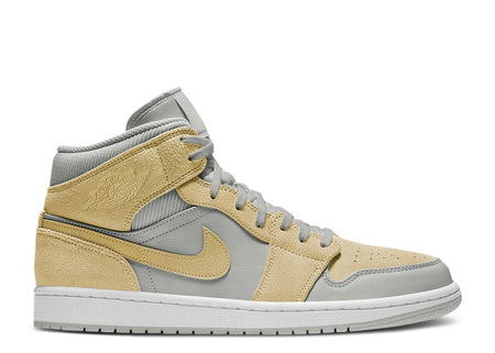 Air Jordan 1 Mid SE Tan Grey