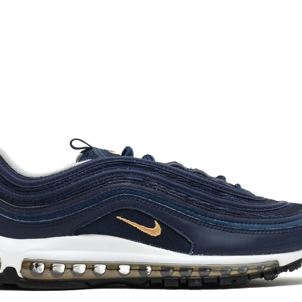 Nike Air Max 97 Midnight Navy/ Metallic Gold