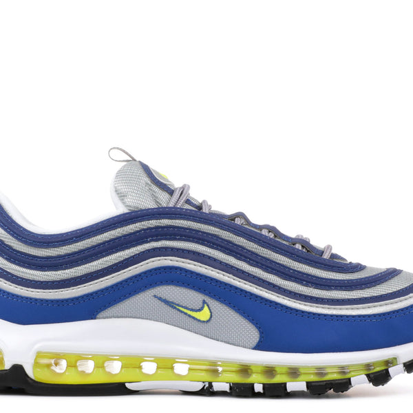 Air Max 97 Mens Atlantic Blue, Voltage Yellow