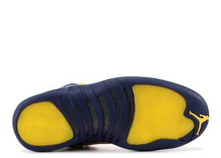 "Air Jordan 12 RTR Michigan NRG ""Michigan"""