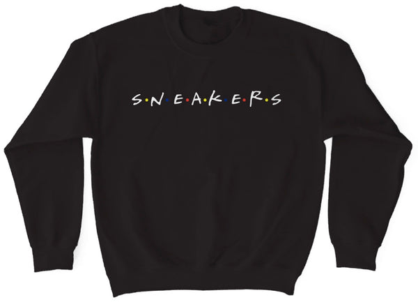 Television show inspired Sweatshirt S*N*E*A*K*E*R*S