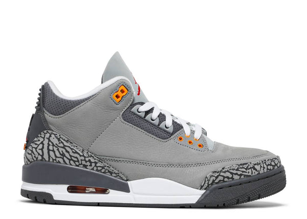 AIR JORDAN 3 RETRO 'COOL GREY' 2021