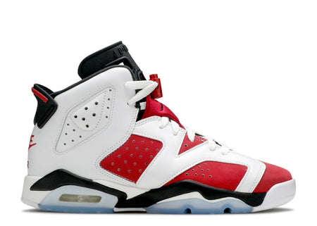 AIR JORDAN 6 RETRO GS 'CARMINE' 2021