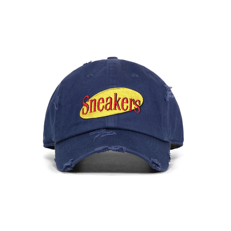 "Television inspired vintage hat / dad cap ""Sneakers"""