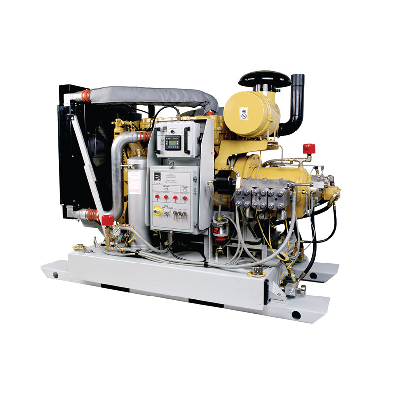 Husky Waterjet Pump Systems
