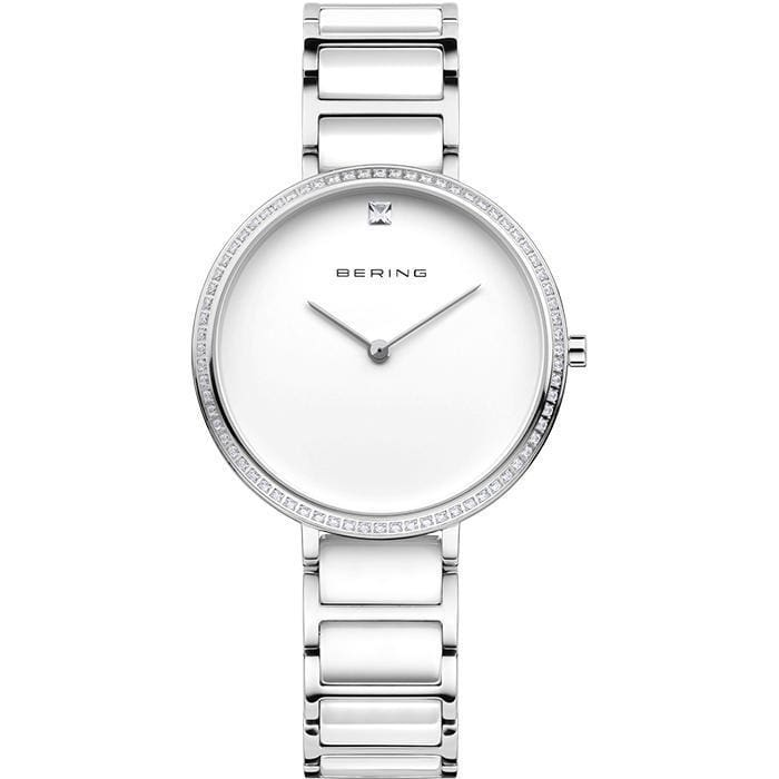 Bering Ceramic | Polished Silver | 30534-754 - Watch