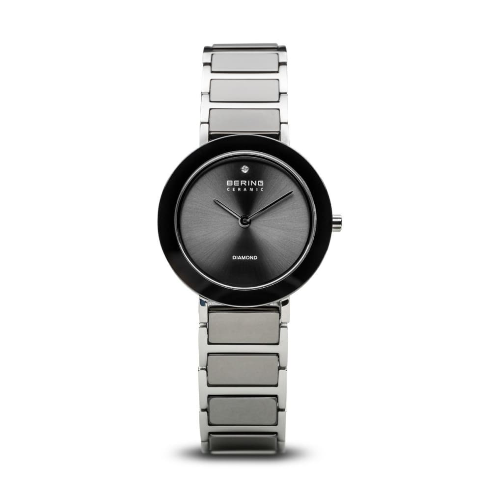 Bering Charity Polished Grey - 11429-Charity2 - Watch