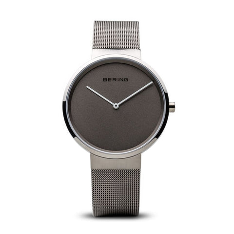 Bering Classic Brushed Silver - 14539-077 - Watch