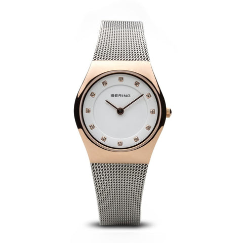 Bering Classic Polished Rose Gold - 11927-064 - Watch