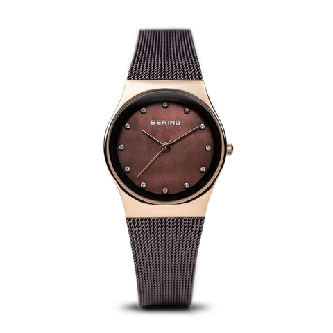 Bering Classic Polished Rose Gold - 12927-262 - Watch