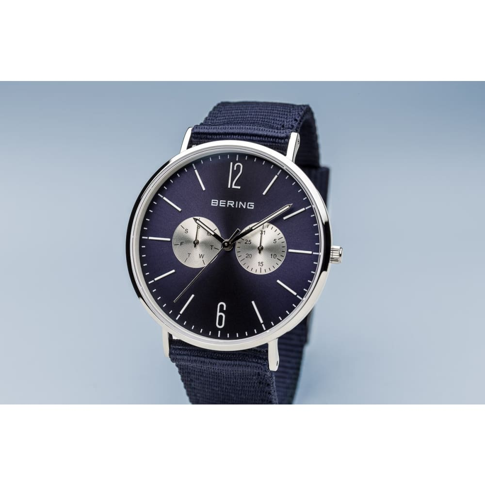 Bering Classic Polished Silver - 14240-507 - Watch