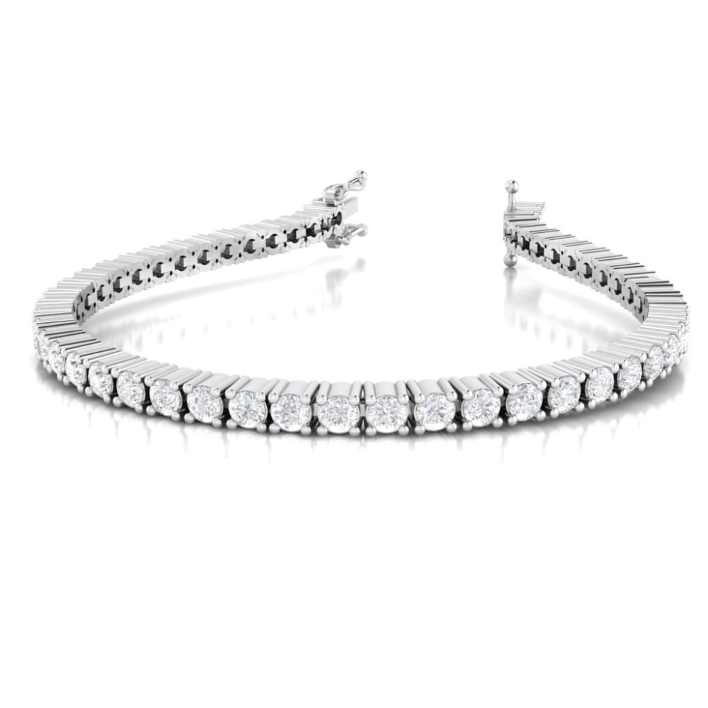 B011 ~ 2.20CT Moissanite Tennis Bracelet