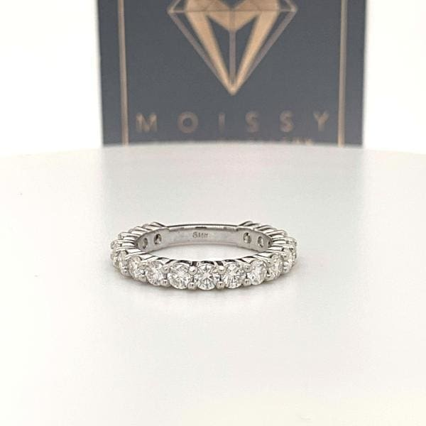 WBM0090 ~ 1.87CT WEDDING BAND