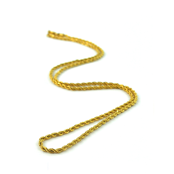 2.5MM Rope Chain