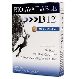 Bio-Available B12 Fast Dissolve Tablets 30ct