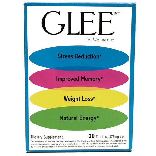 GLEE Tablets 30ct