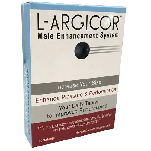 L-Argicor Male Enhancement System