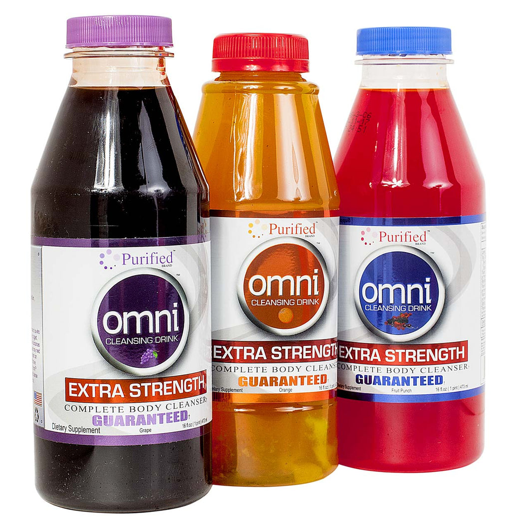 OMNI Cleansing Drink 16oz