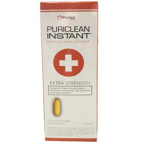 PURICLEAN Instant Acting Cleansing SoftGel (1ct)