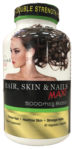 Purvana MAX  Hair, Skin, & Nails 90ct