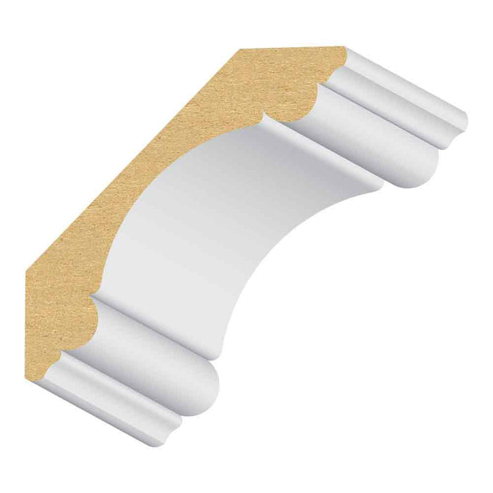 421 MUL  MDF Crown Moulding