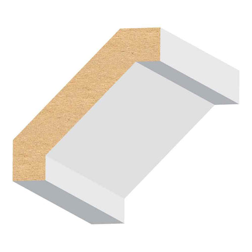 460MUL-2  MDF Crown Moulding