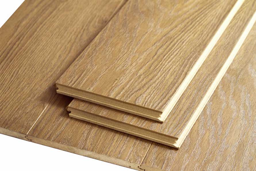 Amsterdam 12.3 mm Royaltech Handscraped Laminate Flooring