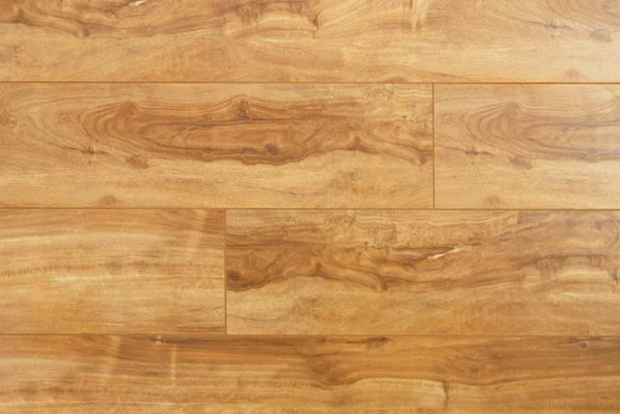 Brown Stone (Distressed) 12.3 mm Royaltech Handscraped Collection Laminate Flooring