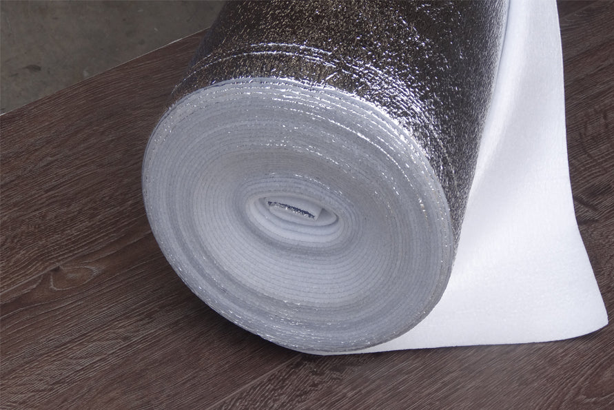 Combo Foam 3-in-1 Laminate Underlayment 3mm thick 200 sqft