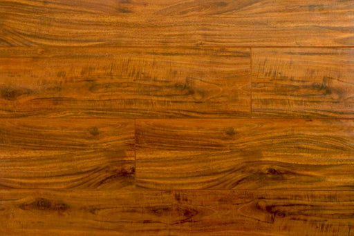 Hazelnut 12.3 mm Royaltech Handscraped Laminate Flooring