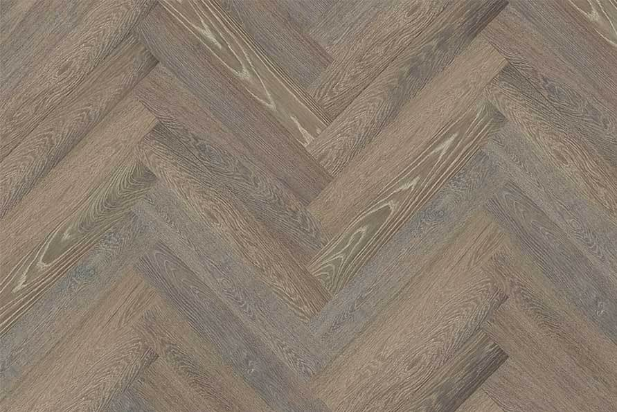 "Lago Vico Engineered Herringbone 4-3/8"" wide"