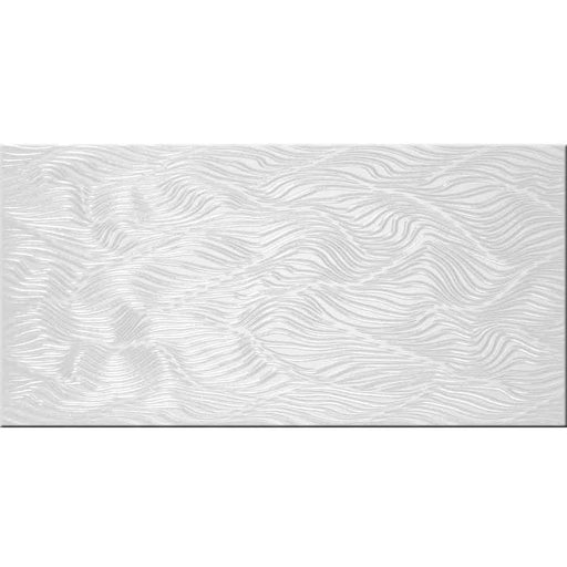 "Emotion White Wall Porcelain Tile 12"" x 24"" MADE IN SPAIN"