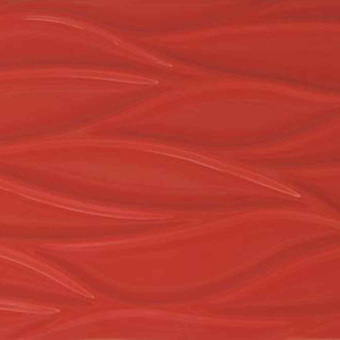 "Sea RED Ceramic Wall Tile 12"" x 36"" Made in SPAIN"