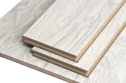 Snow 12.3 mm Royaltech Crystal Collection Laminate Flooring