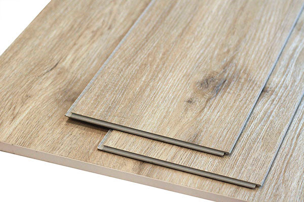 Thalang 5.0 mm 100% Waterproof (1.0 mm High Density Eva Attached) Royaltech SPC Vinyl Flooring
