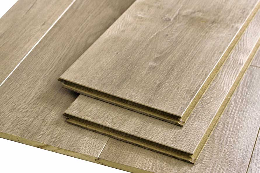 Venice 12.3 mm Royaltech Handscraped Laminate Flooring