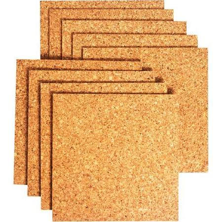 "Cork 6 mm (1/4"") thick Underlayment"