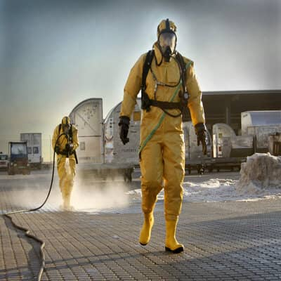 24 Hour HAZWOPER Training