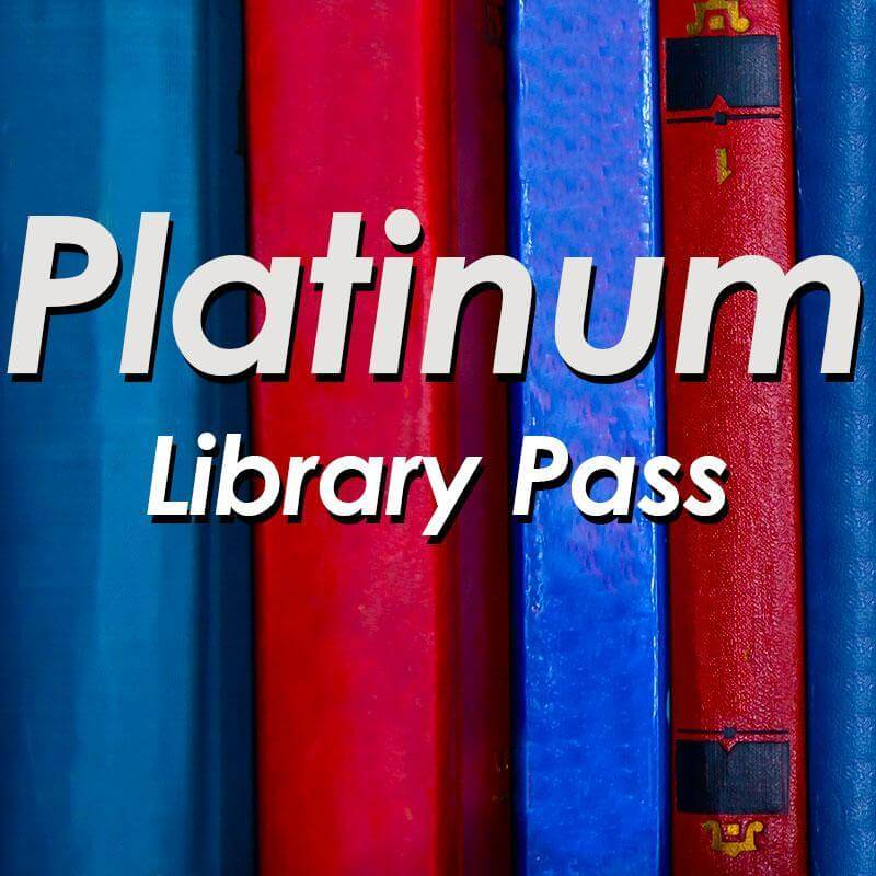 Platinum Library Pass®