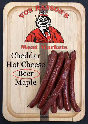 Snack Sticks - Beer