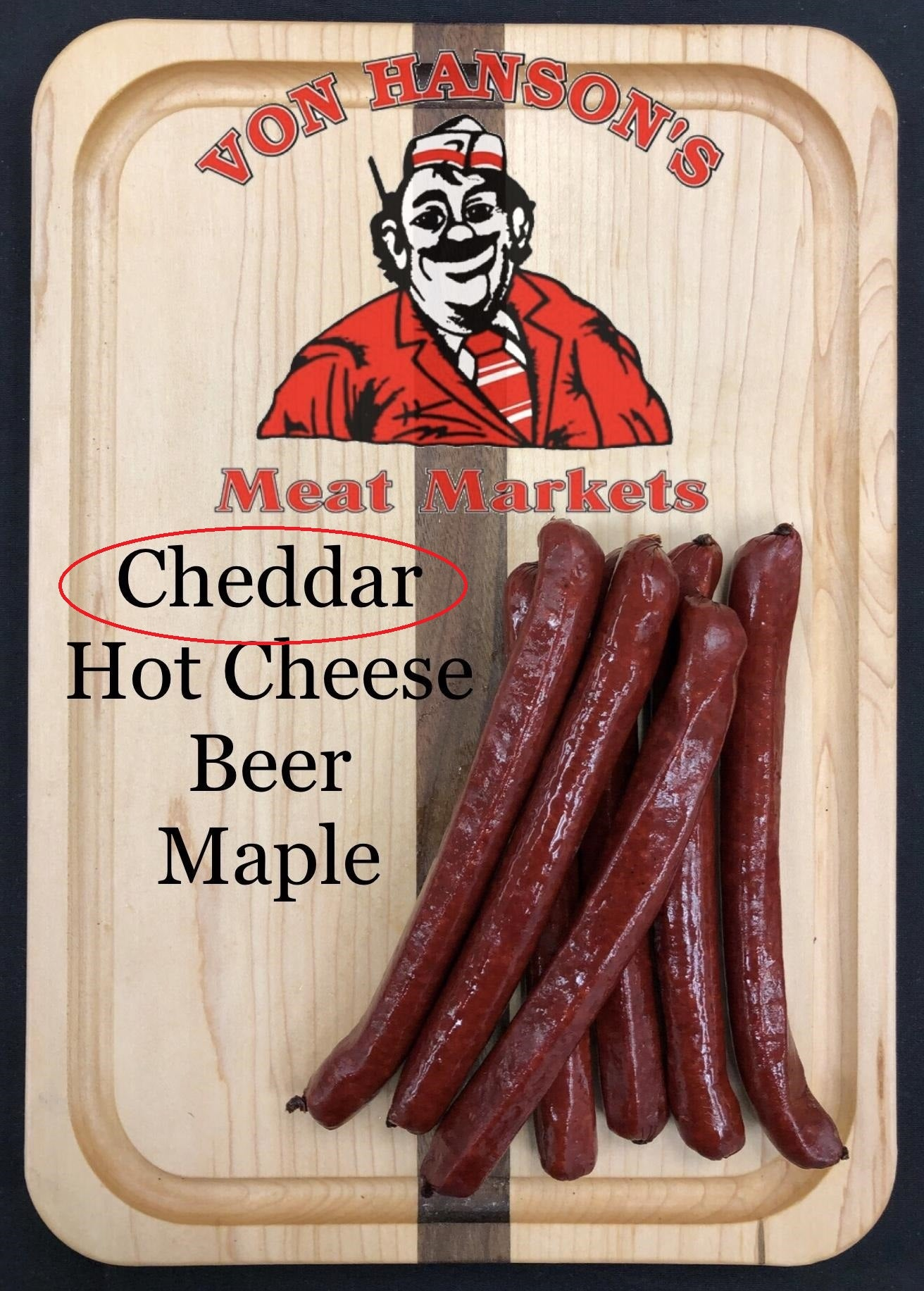 Snack Sticks - Cheddar Cheese