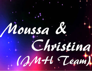 Moussa and Christina (JMH Team)