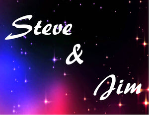 Steve and Jim