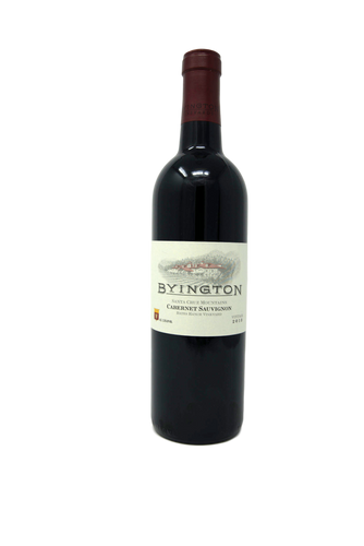 2013 BYINGTON CABERNET SAUVIGNON BATES RANCH - Byington Winery