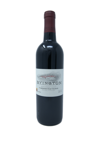 2013 BYINGTON CABERNET SAUVIGNON REICHEL VINEYARD - Byington Winery