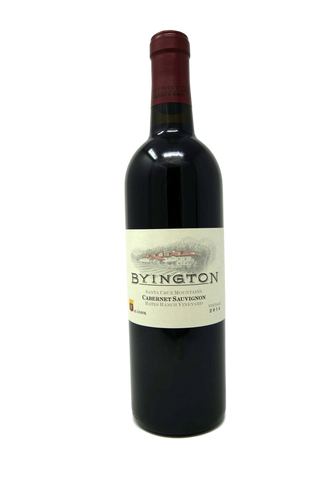 2014 BYINGTON CABERNET SAUVIGNON BATES RANCH - Byington Winery