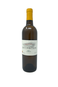 2014 BYINGTON BLANC CALIFORNIA - Byington Winery