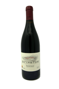 2014 BYINGTON PETITE SIRAH SMITH VINEYARD - Byington Winery