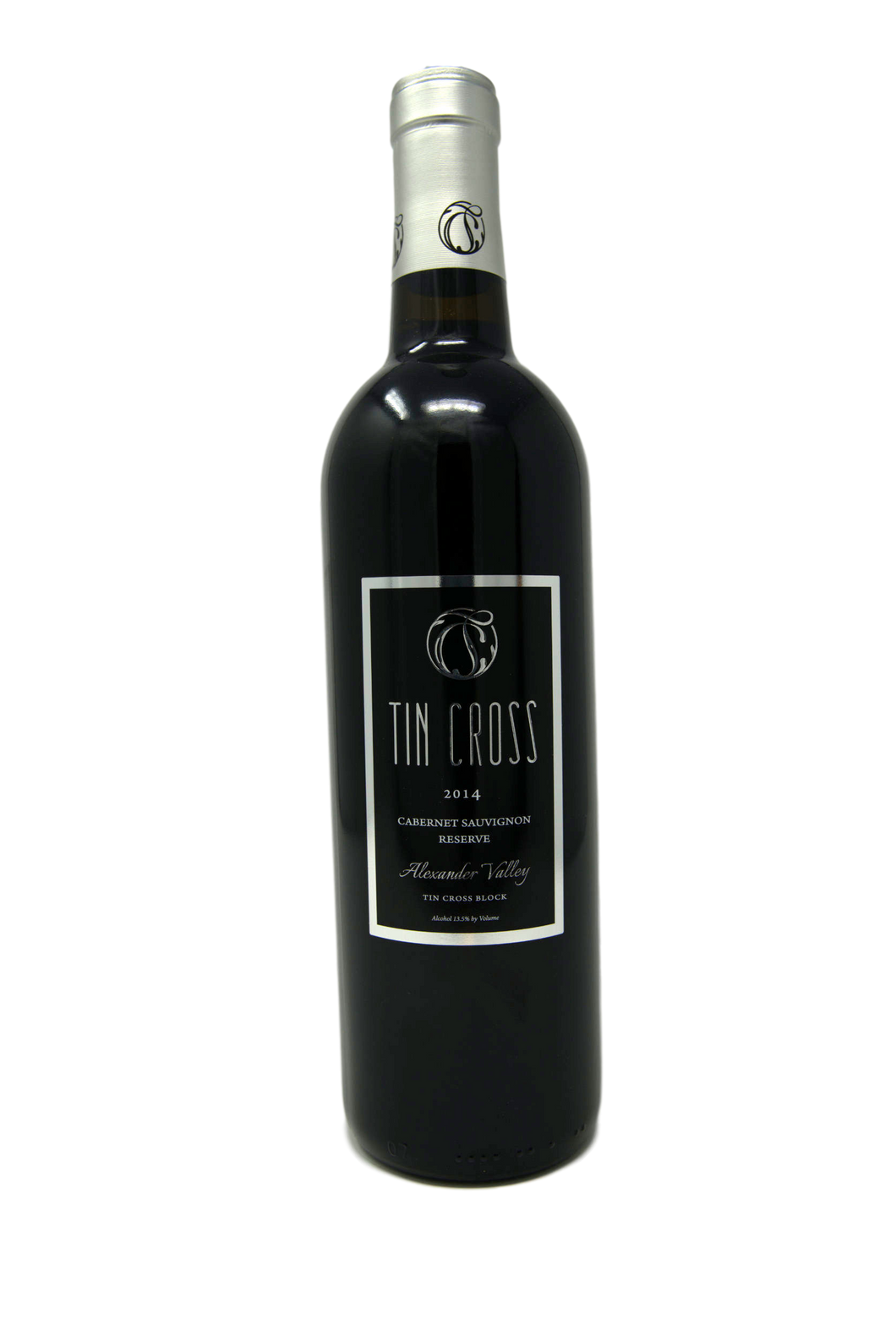 2014 TIN CROSS CABERNET SAUVIGNON RESERVE - Byington Winery
